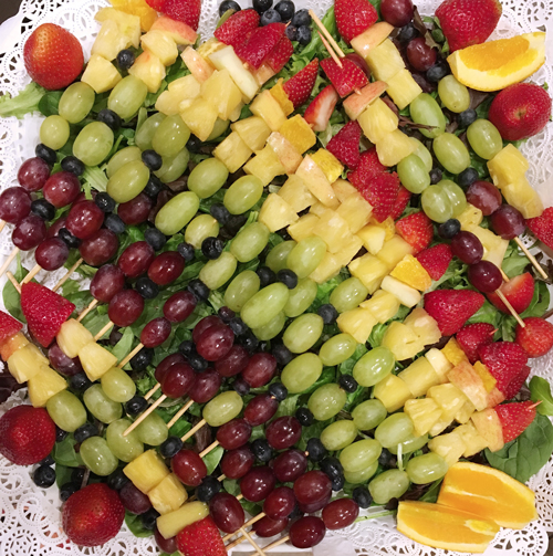 Lil Lee's Catering Fruit Tray