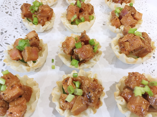 Lil Lee's Catering Pastry Cups