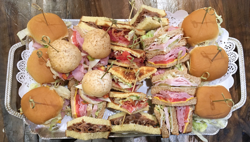 Lil Lee's Catering Sandwich Tray