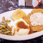 COUNTRY FRIED STEAK PLATE