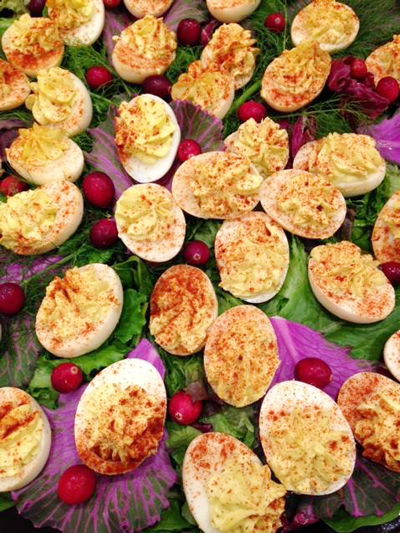 Lil Lee's Deviled Eggs
