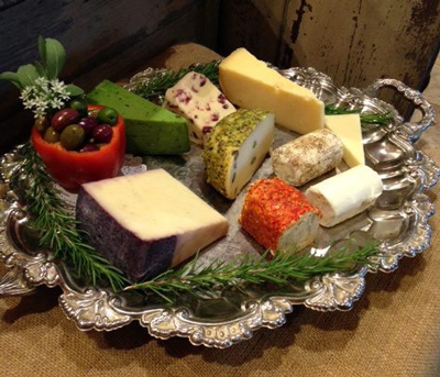 Lil Lee's Gourmet Cheese Tray