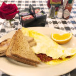 Lil Lee's Omelet Toast