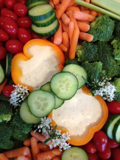 Lil Lee's Vegetable Tray
